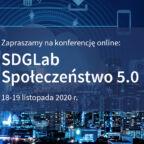 SDGLab web